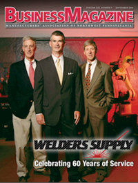 Welder's Supply Magazine Image